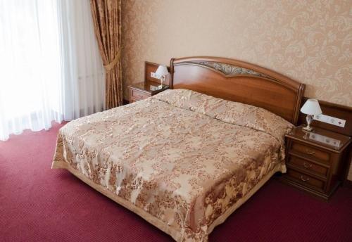 Гостиница «Буковая роща», Железноводск