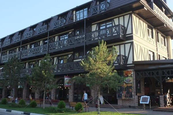 "Отель ""Chalet-Provence"" - фото 12"
