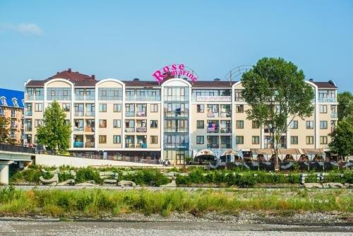 Rosemarine Apart Hotel - фото 9
