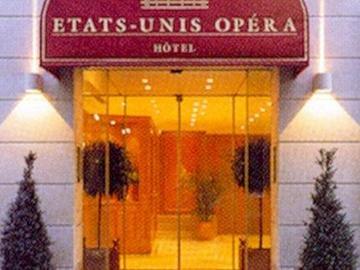 Hotel Etats-Unis Opera - фото 21