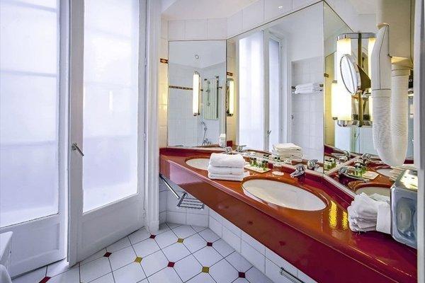 Hotel Etats-Unis Opera - фото 7