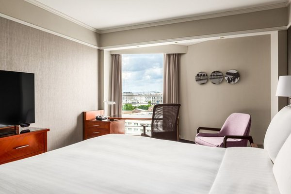 Paris Marriott Rive Gauche Hotel & Conference Center - фото 8