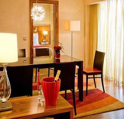 Paris Marriott Rive Gauche Hotel & Conference Center - фото 2