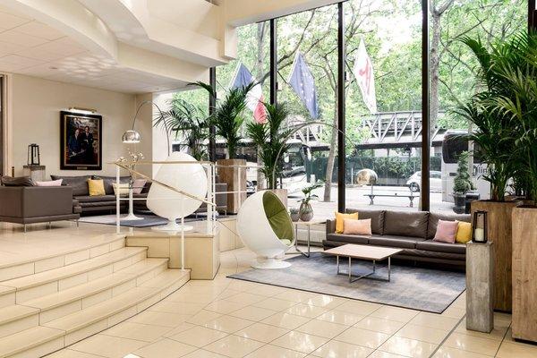 Paris Marriott Rive Gauche Hotel & Conference Center - фото 5