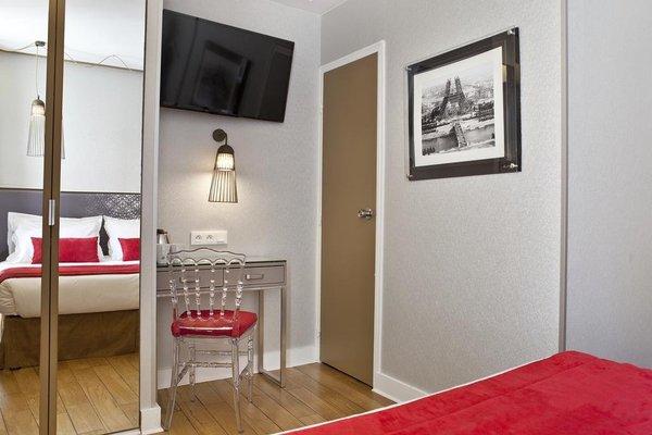 Hotel Eiffel Segur - фото 4