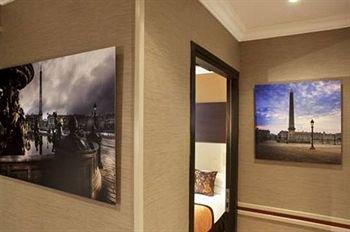 Hotel Saint Honore - фото 7