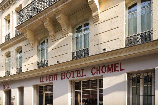 Hotel Le Petit Chomel - фото 9