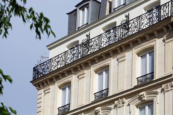 Отель Best Western Montmartre Alizé - фото 7