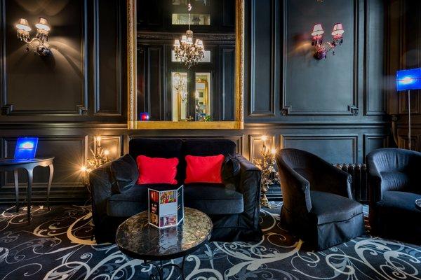 Hotel Peyris Opera - фото 6