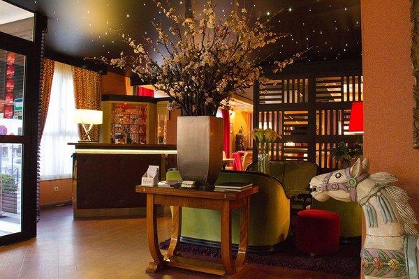 Hotel Du Trosy - фото 21