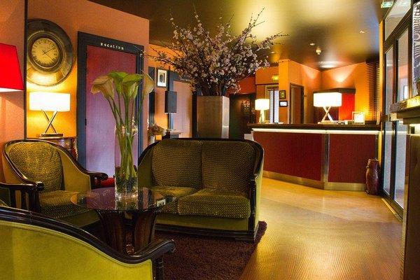 Hotel Du Trosy - фото 8