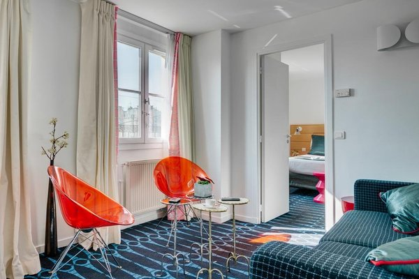 Hotel Lorette - Astotel - фото 3