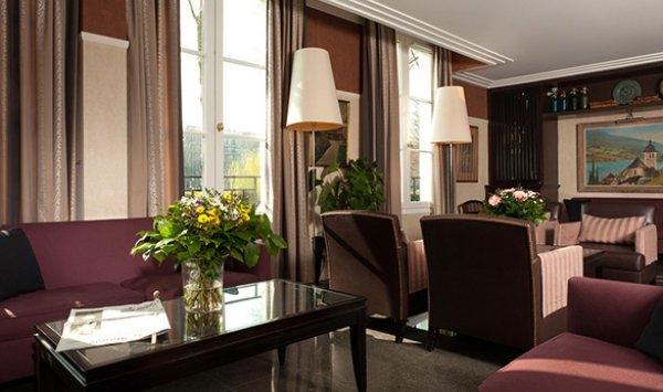 Hotel De La Jatte - фото 11