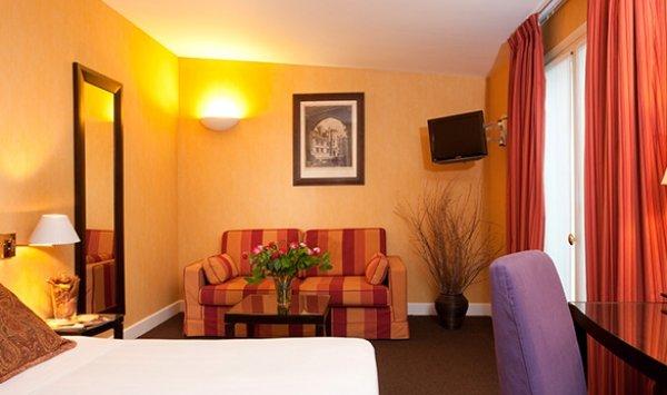 Hotel De La Jatte - фото 5