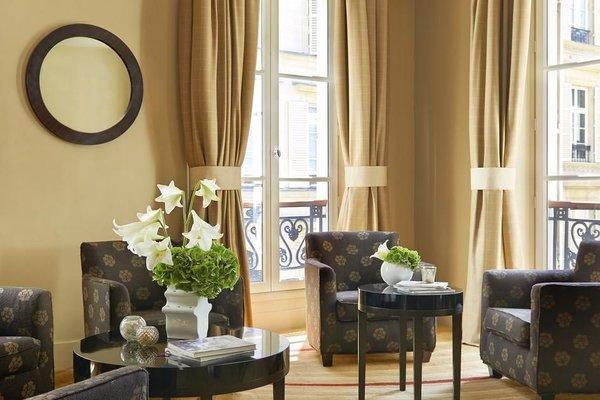 Renaissance Paris Vendome Hotel - фото 12