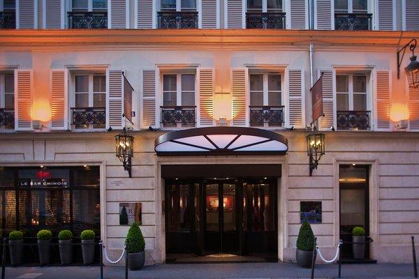 Renaissance Paris Vendome Hotel - фото 23