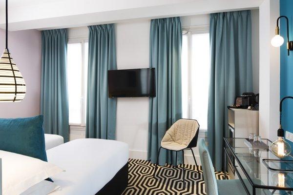 Hotel Haussmann Saint Augustin - фото 20