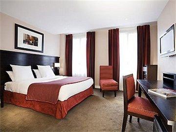 Hotel Haussmann Saint Augustin - фото 1
