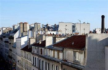 Hotel Beaumarchais - фото 25