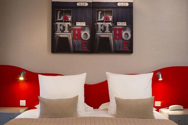 Hotel Beaumarchais - фото 18