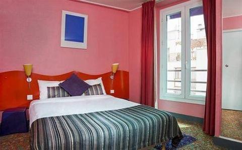 Hotel Beaumarchais - фото 2