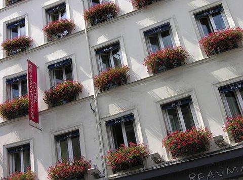 Hotel Beaumarchais - фото 23