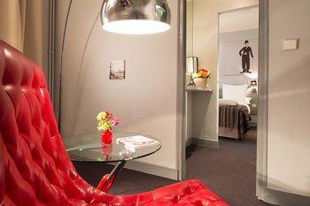 Hotel Beaumarchais - фото 7