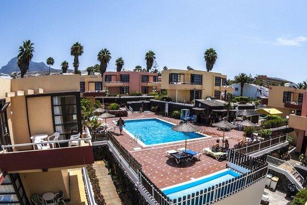 Гостиница «Sunclub Paraiso del Sol», Плайя де лас Америкас