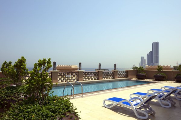 Sheraton Sharjah Beach Resort and Spa - фото 19
