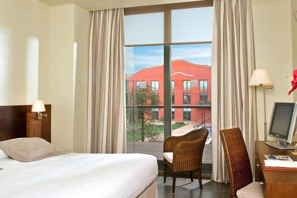 Hotel Barcelona Golf Resort & Spa - фото 50