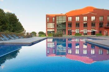 Hotel Barcelona Golf Resort & Spa - фото 20
