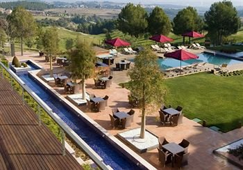 Hotel Barcelona Golf Resort & Spa - фото 21