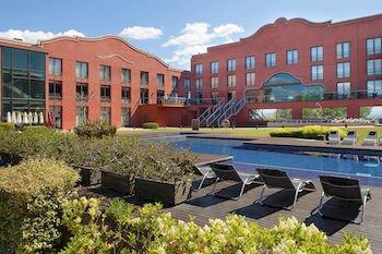 Hotel Barcelona Golf Resort & Spa - фото 23