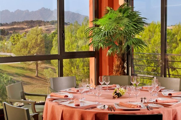 Hotel Barcelona Golf Resort & Spa - фото 9