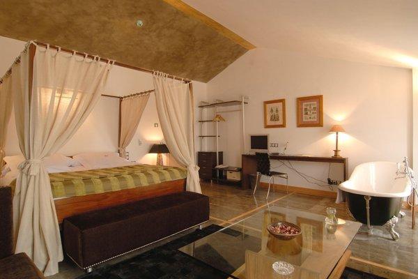 Гостиница «Posada Real Casa Del Abad», Ампудиа