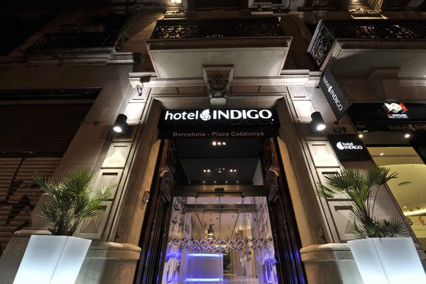Hotel Indigo Barcelona - Plaza Catalunya - фото 17