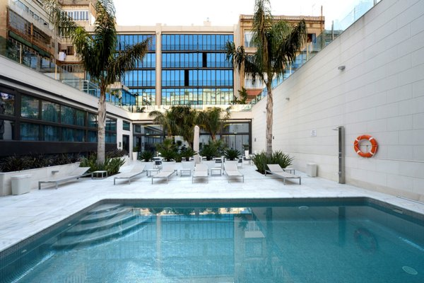 Hotel Indigo Barcelona - Plaza Catalunya - фото 21