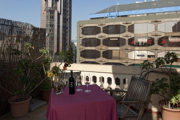Hotel Urquinaona - фото 21