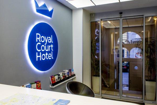 Отель Royal Court - фото 11