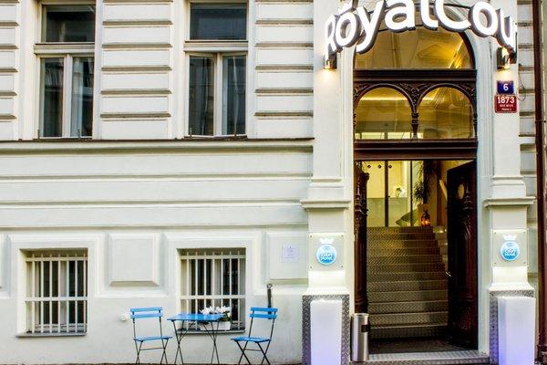 Отель Royal Court - фото 20