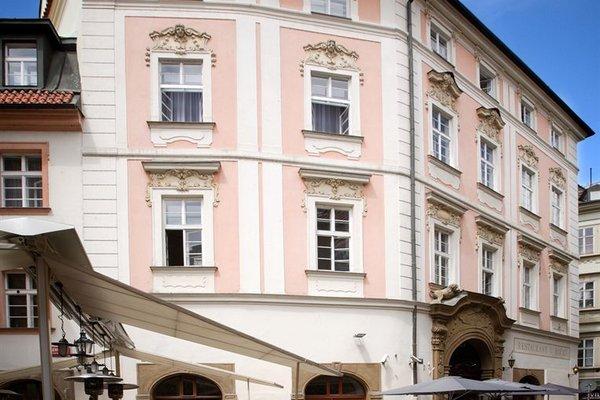 Hotel Palác U Kočků - фото 21