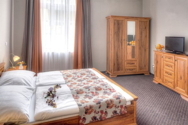 Hotel Palác U Kočků - фото 8