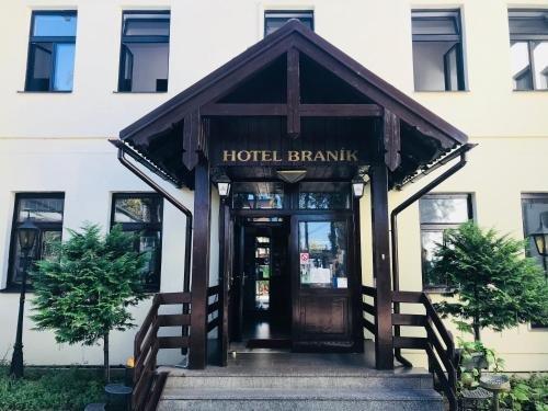 Hotel Branik - фото 17