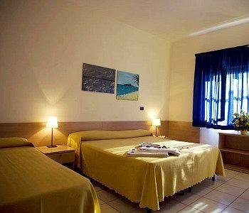 Отель «Pegaso», Рим