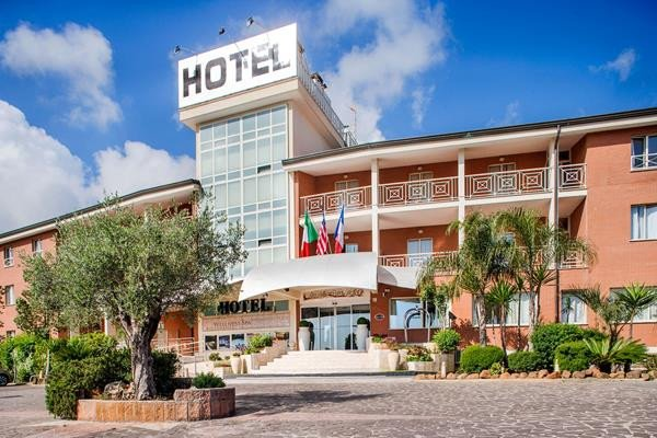 Ostia Antica Park Hotel & Spa - фото 23
