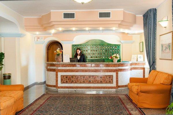 Leonardo Da Vinci Rome Airport Hotel - фото 12
