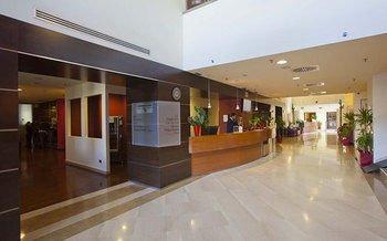 Leonardo Da Vinci Rome Airport Hotel - фото 13