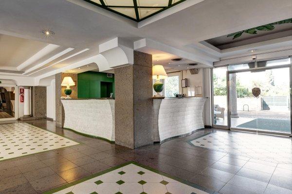 Aris Garden Hotel - фото 12