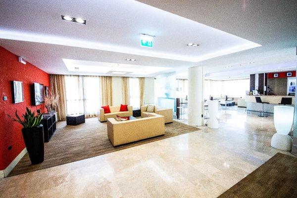 BEST WESTERN Hotel Roma Tor Vergata - фото 12