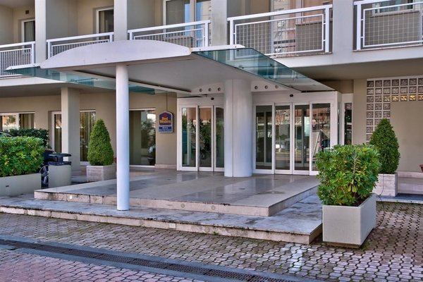 BEST WESTERN Hotel Roma Tor Vergata - фото 19